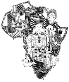 """iColor """"Africa"""""""