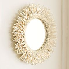 Sea urchin mirror