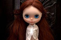 OOAK custom Blythe Doll RBL Faceplate by Meme.G | eBay