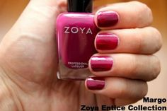 Entice and Ignite with Zoya Fall 2014 Collections #crueltyfree #mani #nails