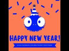 Beatrix Rottensteiner wünscht Happy New Year 2017 New Year 2017, Happy New Year, Facebook, Youtube, Happy New Year Wishes, Youtubers, Youtube Movies
