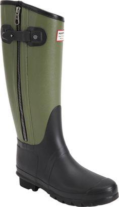 Rag and Bone Bicolor Tall Rain Boot on shopstyle.com
