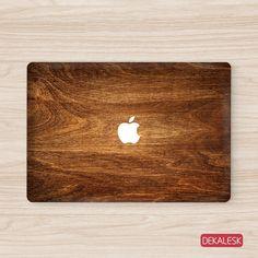 Rosewood Grain - MacBook Skin