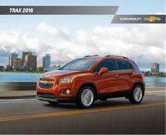 Downloadable 2016 Chevrolet Trax Brochure