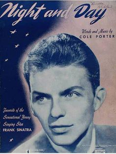 Frank Sinatra 1942 sheet music