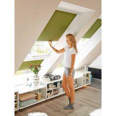 Schranksysteme für Dachschräge