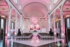 Venue, Food & Beverage: Vibiana Photography: Lin and Jirsa Planner : The Events Boutique Floral: Butterfly Floral Linen: Luxe Linen Cake: Superfine Bakery DJ: Vox DJs Lounge Rentals: Signature Party Rentals