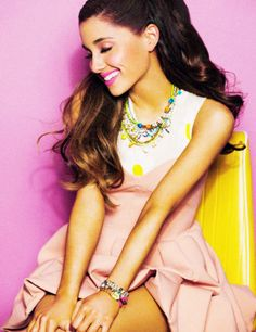My woman crush Ariana Grande