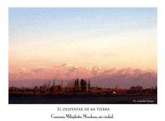 Concurso MdzPhoto : Mendoza mi ciudad. Soledad Zelaya