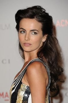 Camille Belle everything about her screams class, glam and beautiful.
