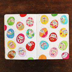 Sketchbook by Harukaproduce from Japan