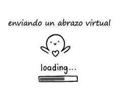 Abrazo virtual