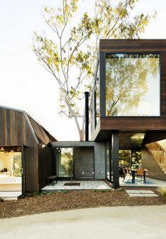 Oak Pass Guest House - Walker Workshop Design Build
