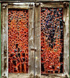 Mosaic Doors in New Hope