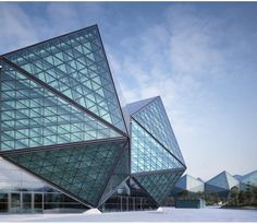 Universiade Sports Center by GMP Architects
