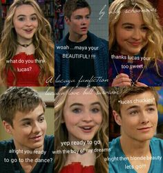 Lucaya fanfiction by me abby schoonover called quot lucaya love bull