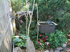 Recently our home was on the 2012 Garden Tour.  Enjoy some of the garden photos.