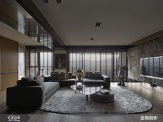 現代風的裝潢圖片為近境制作的設計作品,該設計案例是一間總坪數為116,格局為,更多近境制作設計案例作品都在設計家 Searchome