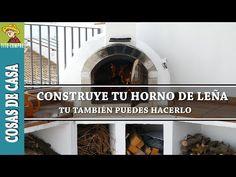 ¿CÓMO CONSTRUIR UN HORNO DE LEÑA? - YouTube