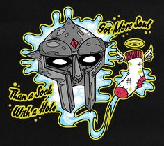 Our latest collaboration with MF DOOM has got more soul than a sock with a hole. Get your Madvillain merch at www.mymainmanpat.com.  #RhinestoneCowboy #Madvillain #MFDOOM #Madlib #DOOM #IdeaTheGreat #MMMP #MMMPrepresent #MoreSoulThanASockWithAHole