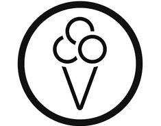 Cafe Logo, Jobs Apps, Cafe Design, Online Portfolio, Behance, Photoshop, Letters, Concept, Graphic Design