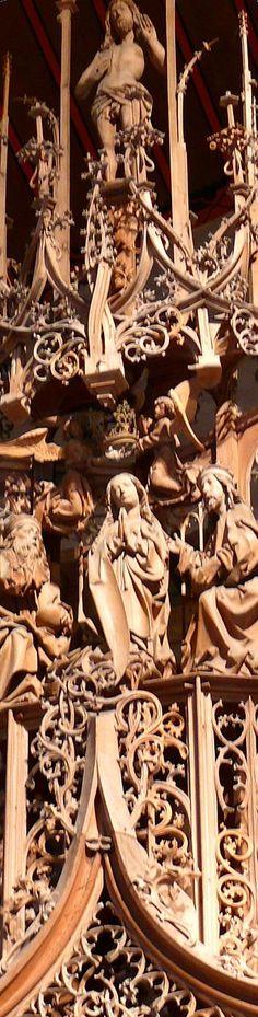 Herrgott101011 09 - Category:Riemenschneideraltar Creglingen - Wikimedia Commons