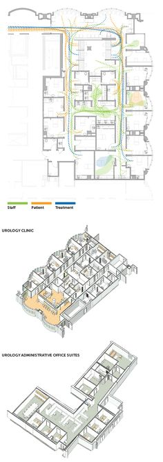 Urology Clinic and Office Suite Renovations