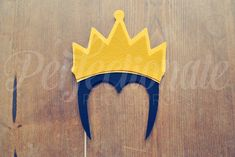 Evil Queen Crown Prop Crown Photo Prop Crown on a di Perfectionate