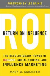 Return On Influence: The Revolutionary Power of Klout, Social Scoring, and Influence Marketing by Mark Schaefer internal of a Choice Magazine Outstanding Academic Title Award! We are on the cusp of a showcasing transformation. What's more, it is being driven by you. Return on Influence is the principal book to investigate how brands are distinguishing and utilizing the world's most intense bloggers, tweeters, and YouTube VIPs to fabricate item mindfulness, mark buzz, and new deals. In this…