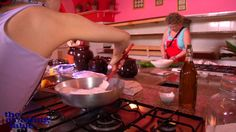 Cooking classes in a Castle, Italy