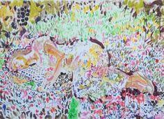 "Saatchi Art Artist Giovanni Gabassi; Painting, ""Sleeping"" #art"