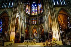 Metz Cathedral - Metz France