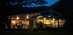 Lodge at 5 star hotel: Raetihi Lodge. This hotel's address is: 7124 Kenepuru Road, Raetihi Other Marlborough Sounds and have 14 rooms Marlborough Sounds, Pacific Ocean, 5 Star Hotels, Australia, Mansions, Luxury, House Styles, Outdoor Decor, Rooms