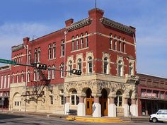 Image detail for -Waxahachie Texas, Ellis County seat, Waxahachie Hotels. The old bank; borrowed from http://www.texasescapes.com/TOWNS/Waxahachie/waxahachie.htm