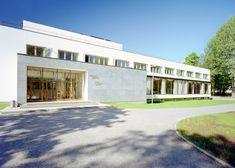 Restoration of Alvar Aalto's Viipuri Library wins 2014 Modernism Prize.