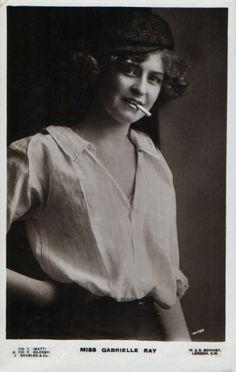 Gabrielle Ray, 1906 postcard by J. Beagles & Co.