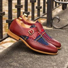 Hot Shoes, Men's Shoes, Shoe Tree, Shoe Company, Goodyear Welt, Calf Leather, Red Leather, Luxury Shoes, Custom Shoes