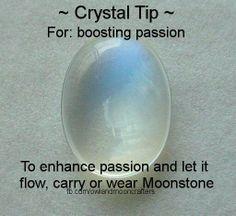 Boosting Passion