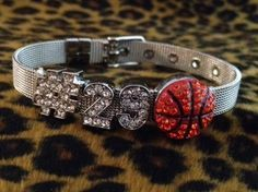 Rhinestone+Basketball+TWO+number+by+CocomoSoulBoutique+on+Etsy,+$10.99