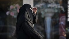 """I did not kill! I did not kill!"" a woman shrieks as Saudi police wrap her head with a black scarf."