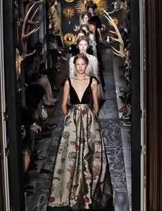 Valentino F/W 2013 Couture