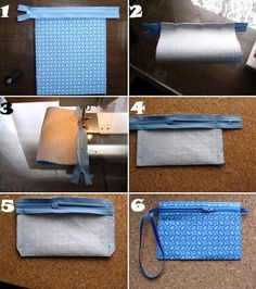 A simple purse pattern, the instructions are in Spanish but the there are plenty of pics!