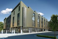 Cardiff School of Art  Design - New Building opening in autumn 2014.