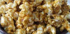 Caramel Pot Popcorn