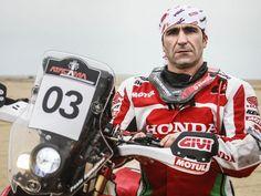 Paulo Gonçalves (piloto apoiado pilo Benfica) - Prémio de Ética no Desporto