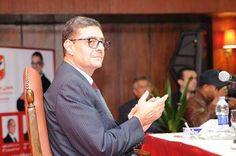 محمود طاهر رئيساً لبعثة الاهلى لمباراة السوبر فى الجزائر | اخبار الاهلى