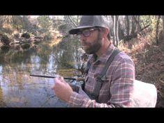 Tenkara fishing with Landon Lipke - YouTube