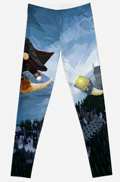time and space traveller lost in the wizard World  Leggings #tshirt #clothing #womanfashion #fashion #doctorwho #christmas #christmasgift #davidtennant #10th #doctor #tardis #vangogh #starrynight #mashup #thedoctor #whovian #autumn #funny #cool #nerdy #geeky #timevortex #timelord #badwolf