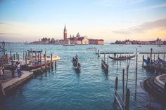Welcome to one of the world's most beautiful cities: Venice, the floating city! Located in northeastern Italy, Venice is shaped by Italy Images, Italy Pictures, Paris France, Venice Image, Best Weekend Getaways, Visit Venice, Venice Travel, Kayak, Most Beautiful Cities