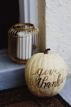 Cool Hunting // Fall Decor via the effortlesschic